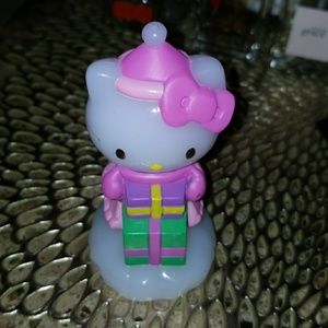 New Hello Kitty Christmas LED Table Piece/Caketop